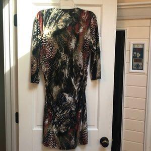 Dresses - Wrap style dress